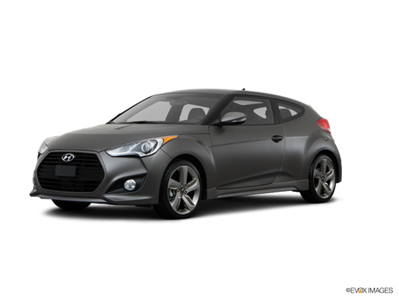 2013 Hyundai Veloster Turbo  Photo