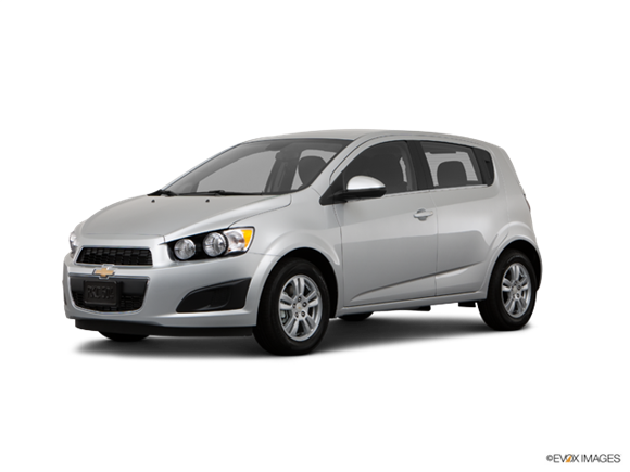 2013 Chevrolet Sonic RS  Photo