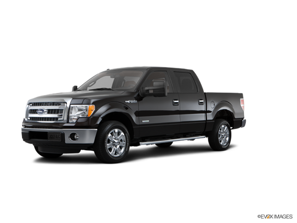 2013 Ford F150 SuperCrew Cab XLT  Photo