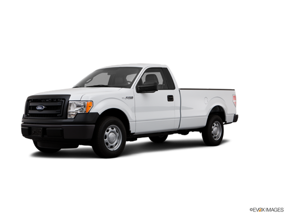 2013 Ford F150 Regular Cab XLT  Photo