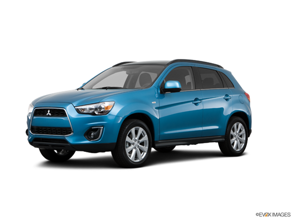 2013 Mitsubishi Outlander Sport LE  Photo