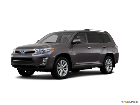 2013 Toyota Highlander Limited Hybrid  Photo