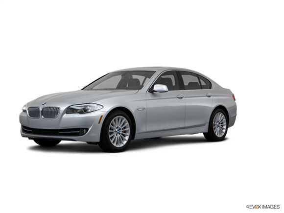 2013 BMW 5 Series ActiveHybrid 5  Photo