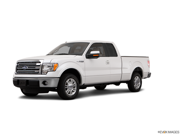 2013 Ford F150 Super Cab Lariat  Photo