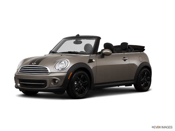 2013 MINI Cooper Convertible  Photo