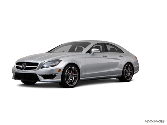2014 Mercedes-Benz CLS-Class CLS63 AMG S 4MATIC  Photo