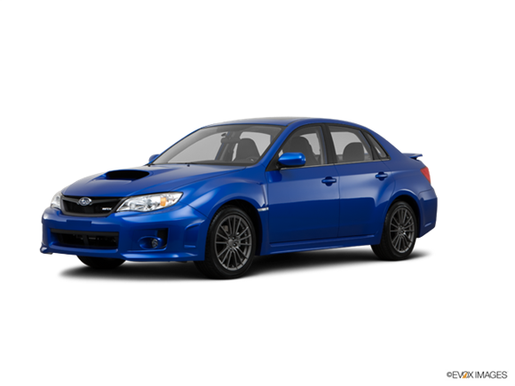 2013 Subaru Impreza WRX Limited  Photo