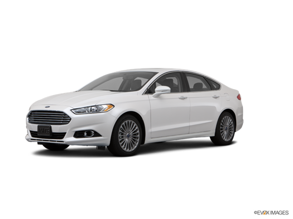 2013 Ford Fusion Titanium  Photo