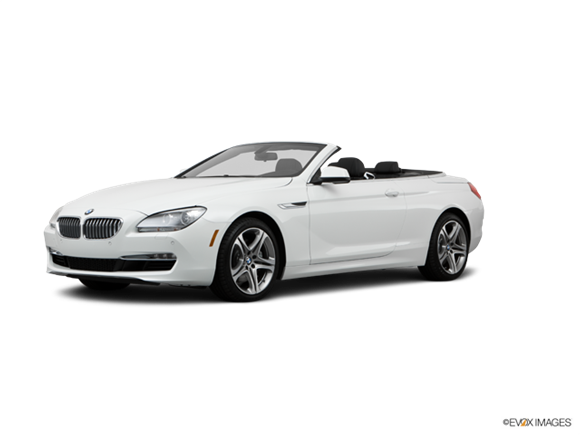 2014 BMW 6 Series 650i Frozen Brilliant White Edition xDrive  Photo