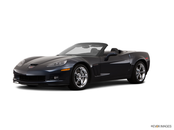 2013 Chevrolet Corvette Grand Sport  Photo