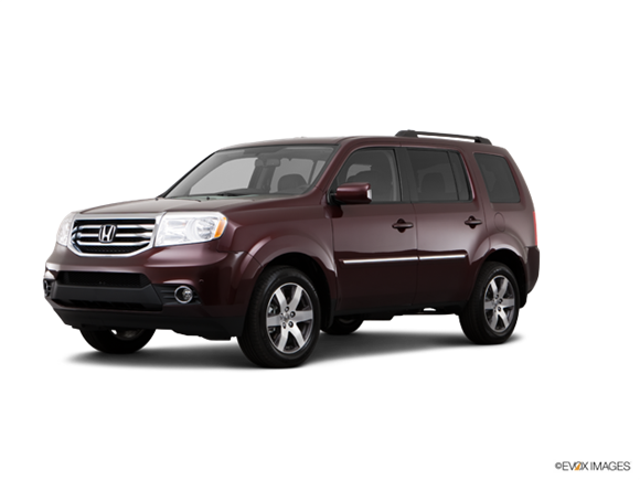 2013 Honda Pilot Touring  Photo