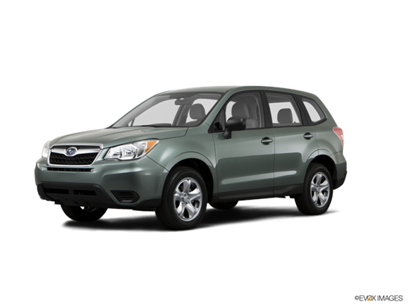 2014 Subaru Forester 2.5i  Photo