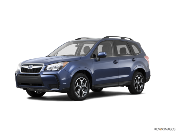 2014 Subaru Forester 2.0XT Premium  Photo