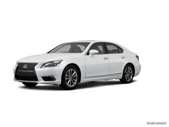 2013 Lexus LS 460 L  Photo