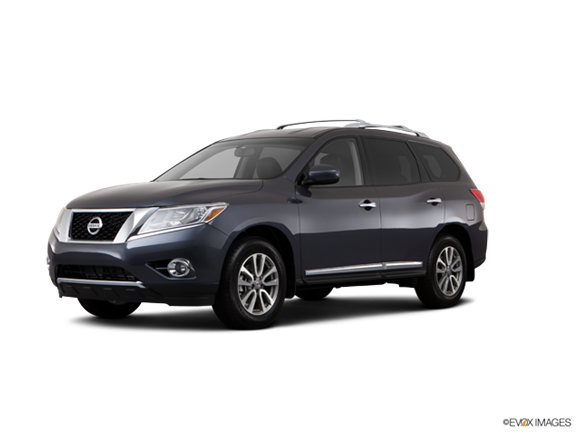 2013 Nissan Pathfinder SL  Photo