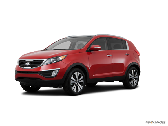2013 Kia Sportage EX  Photo