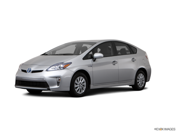 2013 Toyota Prius Plug-in  Photo