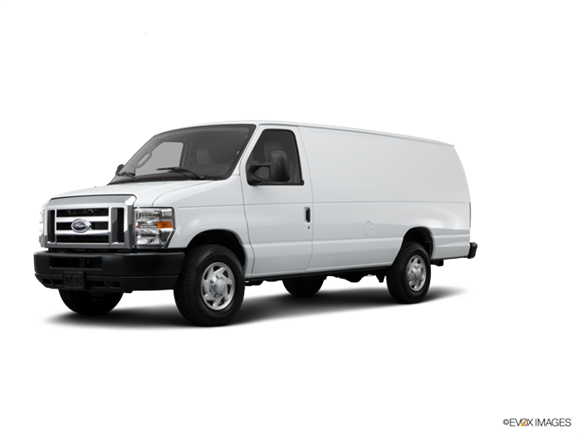 2013 Ford E350 Super Duty Cargo  Photo
