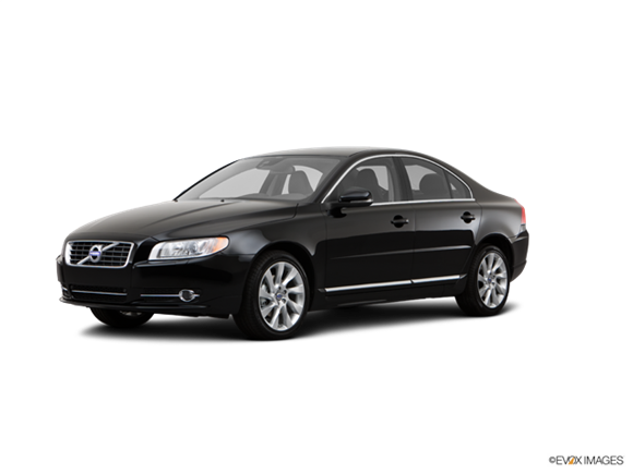 2013 Volvo S80 T6 Platinum  Photo