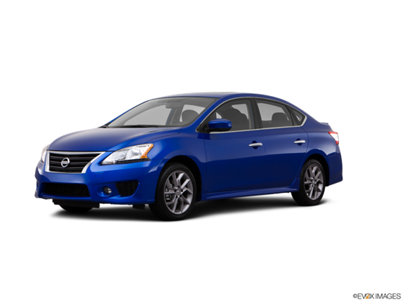 2013 Nissan Sentra SR  Photo
