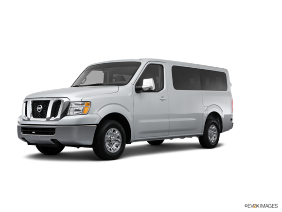 2013 Nissan NV3500 HD Passenger SL  Photo