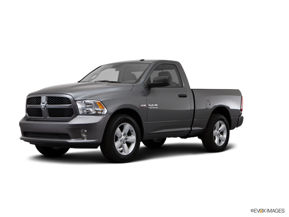 2013 Ram 1500 Regular Cab HFE  Photo