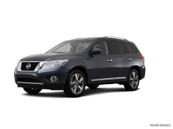 2013 Nissan Pathfinder Platinum  Photo