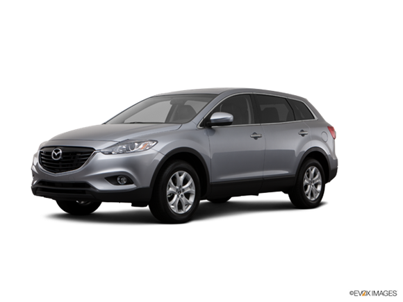 2013 Mazda CX-9 Touring  Photo