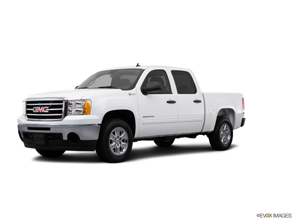 2013 GMC Sierra 1500 Crew Cab Hybrid  Photo