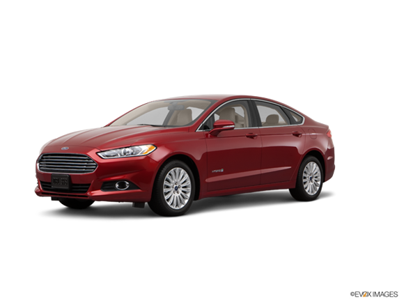 2013 Ford Fusion Titanium Hybrid  Photo