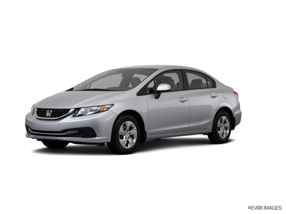 2013 Honda Civic LX  Photo