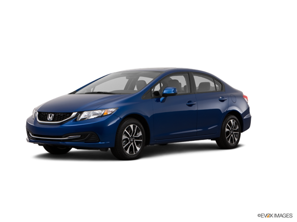 2013 Honda Civic EX  Photo