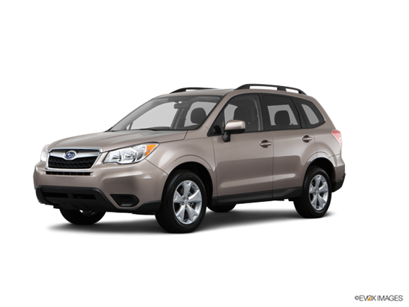 2014 Subaru Forester 2.5i Touring  Photo