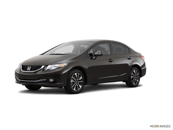 2013 Honda Civic EX-L  Photo
