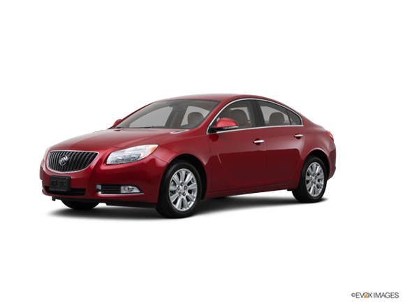 2013 Buick Regal Premium 1  Photo