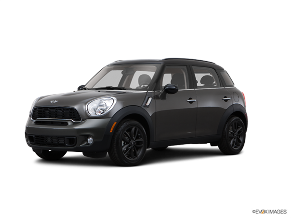 2013 MINI Cooper Countryman S ALL4  Photo