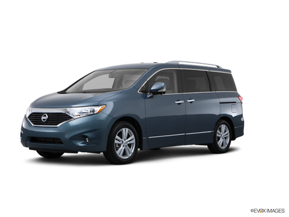 2013 Nissan Quest LE  Photo