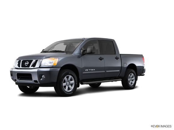 2013 Nissan Titan Crew Cab SL  Photo