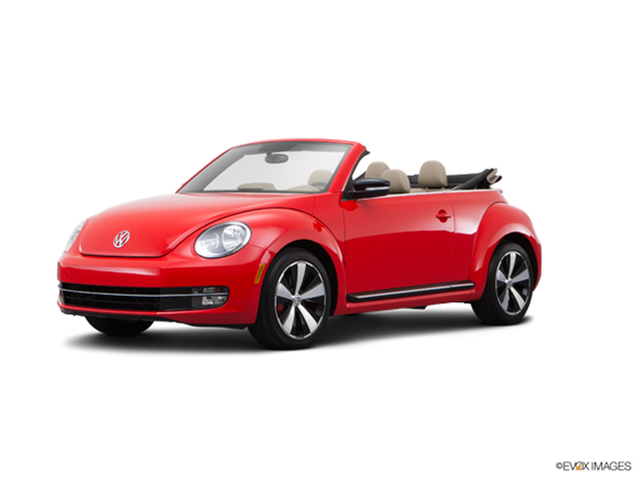 2013 Volkswagen Beetle Turbo  Photo