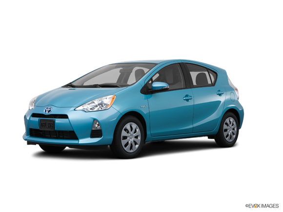 2013 Toyota Prius c One  Photo