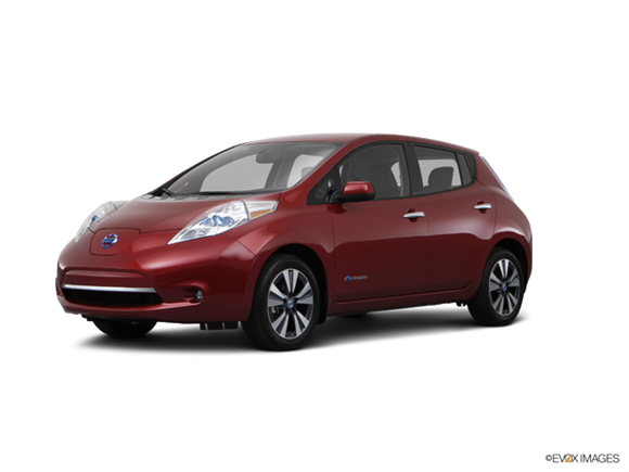 2013 Nissan LEAF S  Photo