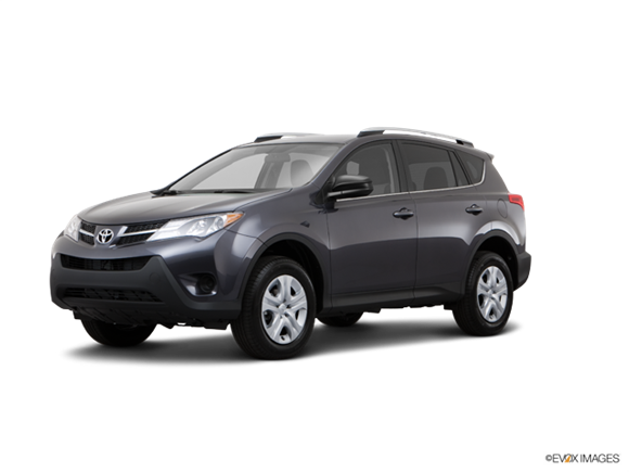 2013 Toyota RAV4 LE  Photo