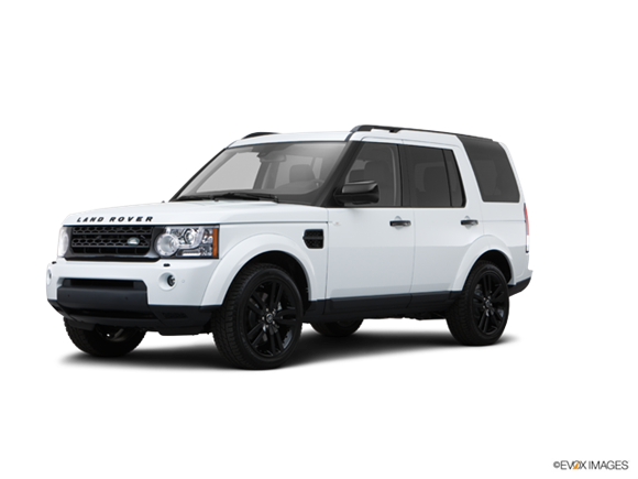 2013 Land Rover LR4 HSE LUX  Photo