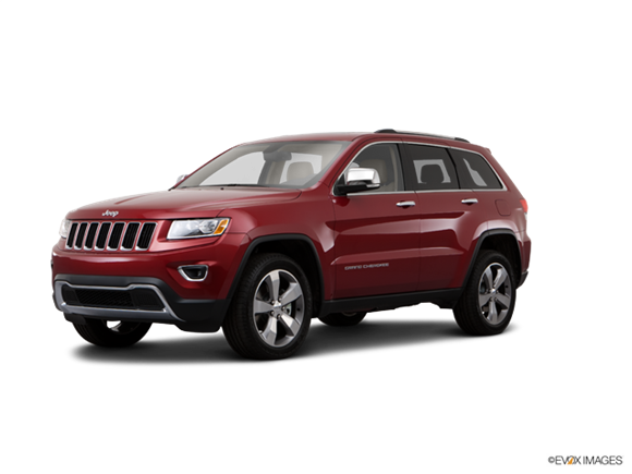2014 Jeep Grand Cherokee SRT  Photo