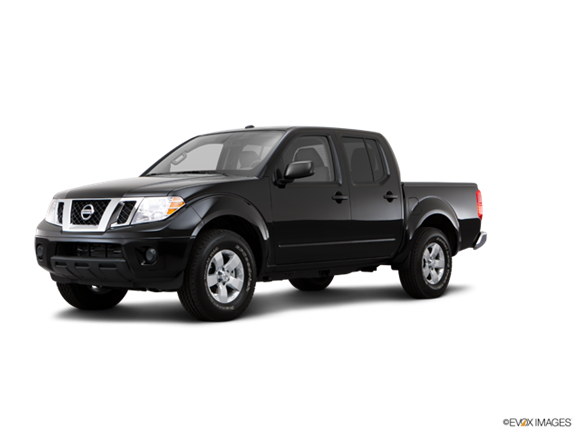 2013 Nissan Frontier Crew Cab SV  Photo