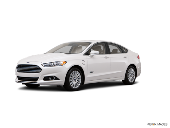 2014 Ford Fusion Energi Plug-In Hybrid Titanium  Photo