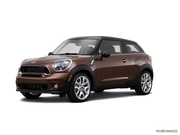 2013 MINI Cooper Paceman S ALL4  Photo
