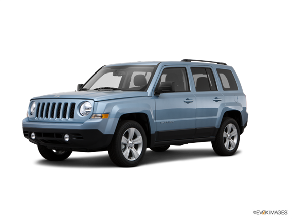2014 Jeep Patriot Limited  Photo