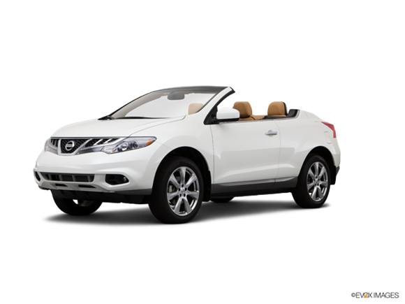 2014 Nissan Murano CrossCabriolet  Photo