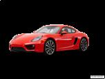 2015 Porsche Cayman  Coupe